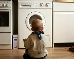 Kid and washer